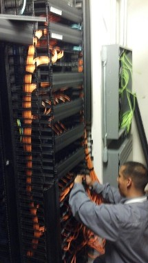 Fiber Optic Cables, Infrastructure Cabling Contractor in East Los Angeles, CA