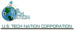 Logo, U.S. Tech Nation Corp., Infrastructure Cabling Contractor in East Los Angeles, CA